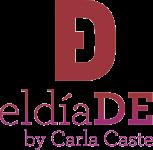 eldíaDE by Carla Caste. Logo